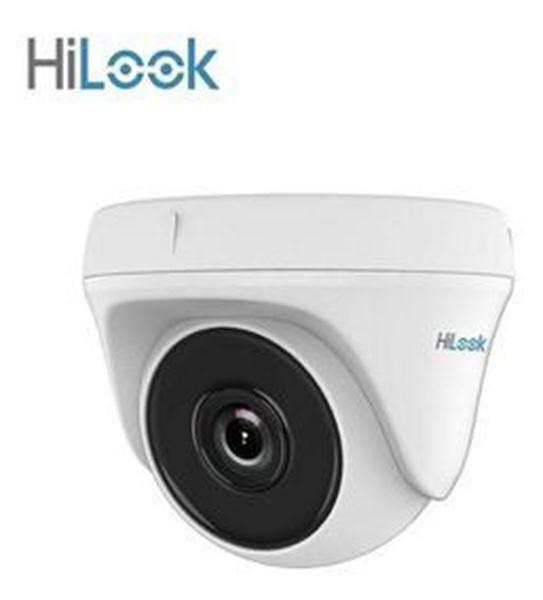 Imagen de HILOOK THC-T110 MINI DOMO 720P L2.8MM