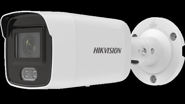 Imagen de HIKVISION DS-2CD2027G2-L BULLET IP 2MP COLORVU L2.8MM